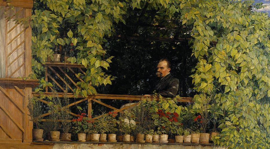 Nietzsche - amor fati • Razão Inadequada