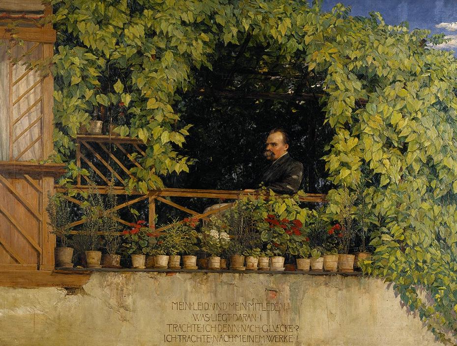 Nietzsche – amor fati