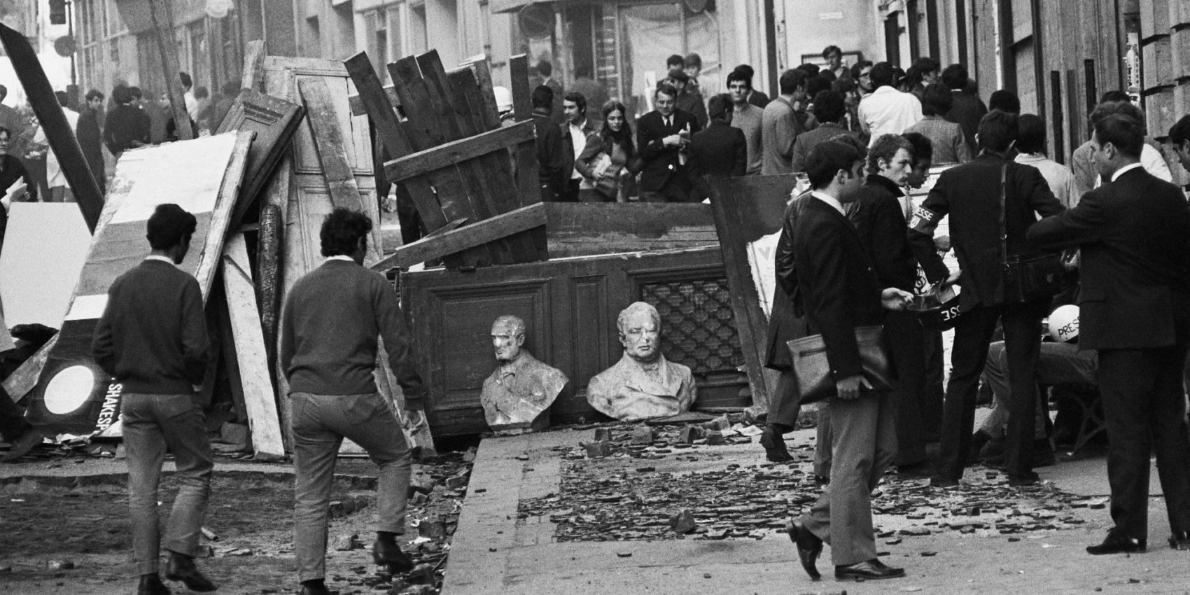 Paris – maio de 68