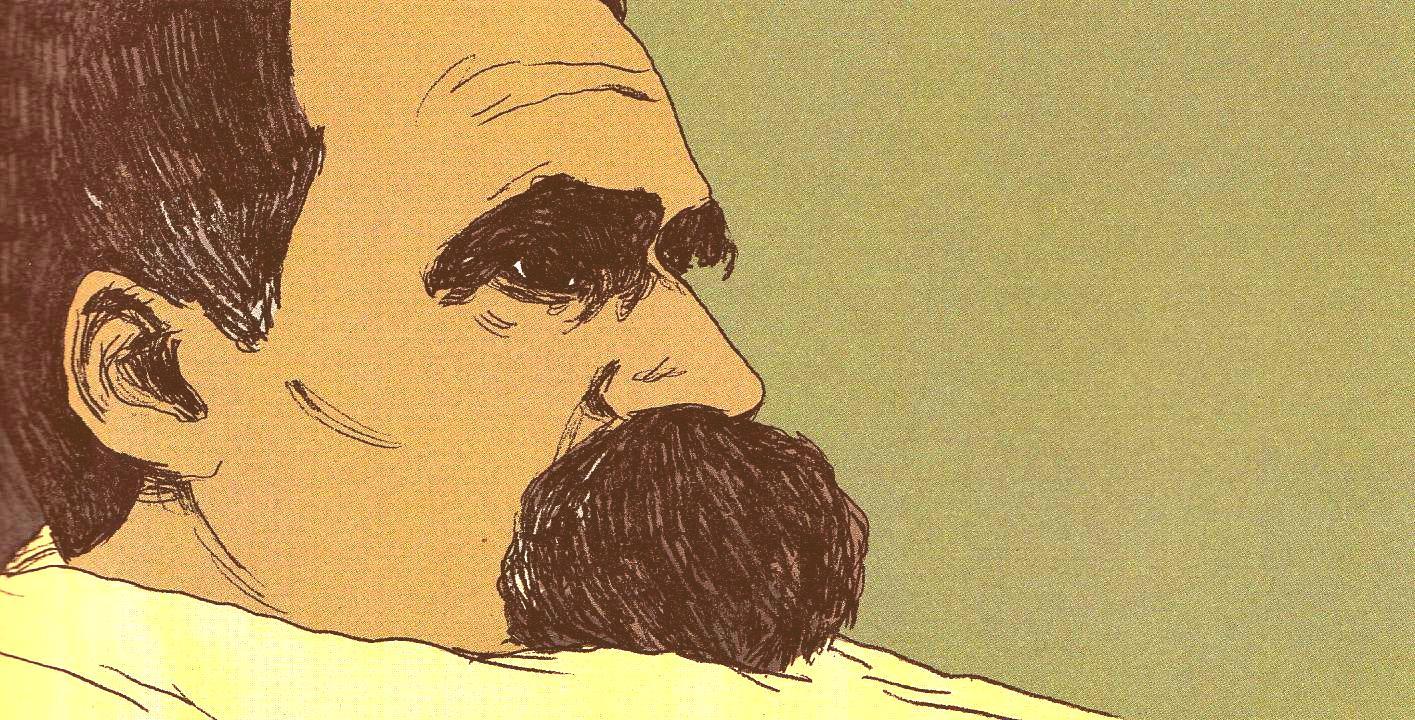 Nietzsche – a Grande Saúde