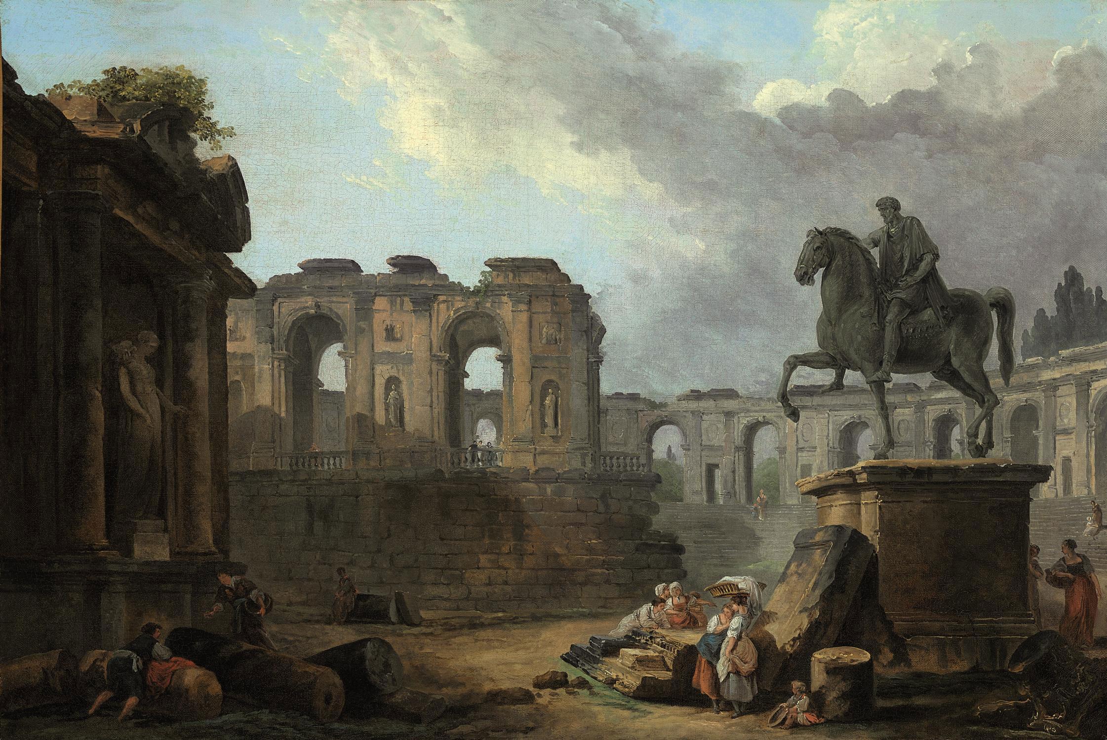 Estoicos – 4 Virtudes